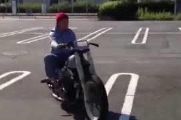 ショベルヘッド試乗会見に行ったら完全にバイク欲しくなった・・・