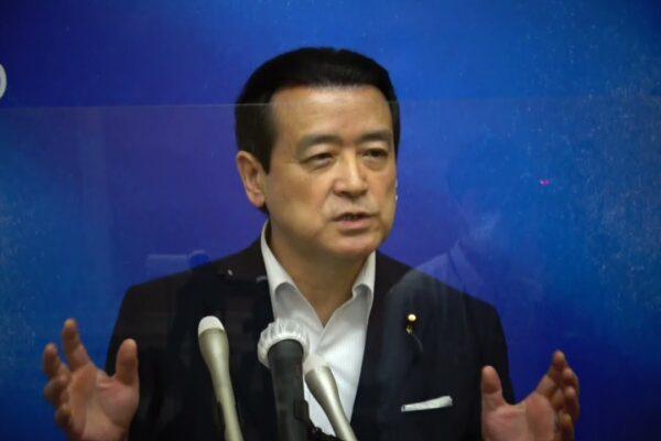 2021.05.17 江田代表代行定例記者会見「これだけ亡くならなくてよい命がなくなっている責任を(菅総理は)痛感してほしい」