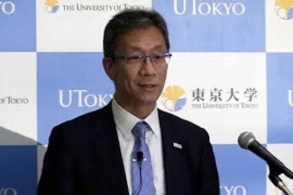 女子学生21%「まだ足りない」 就任会見で藤井学長 東京大
